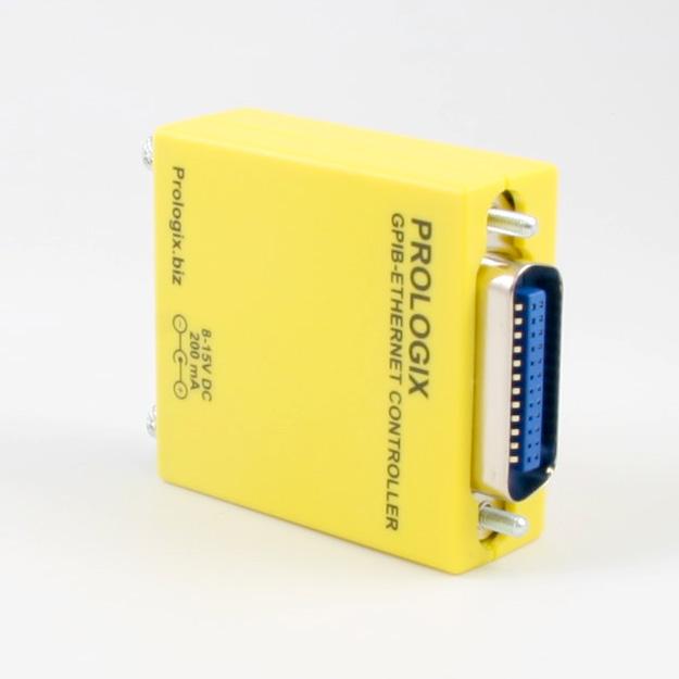 GPIB-ETHERNET Controller