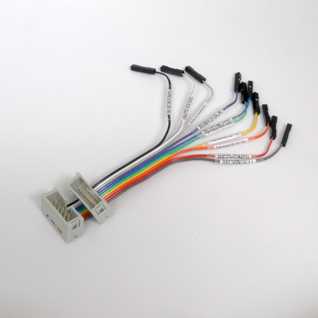 10-Pin Split Cable – Anchor Electronics